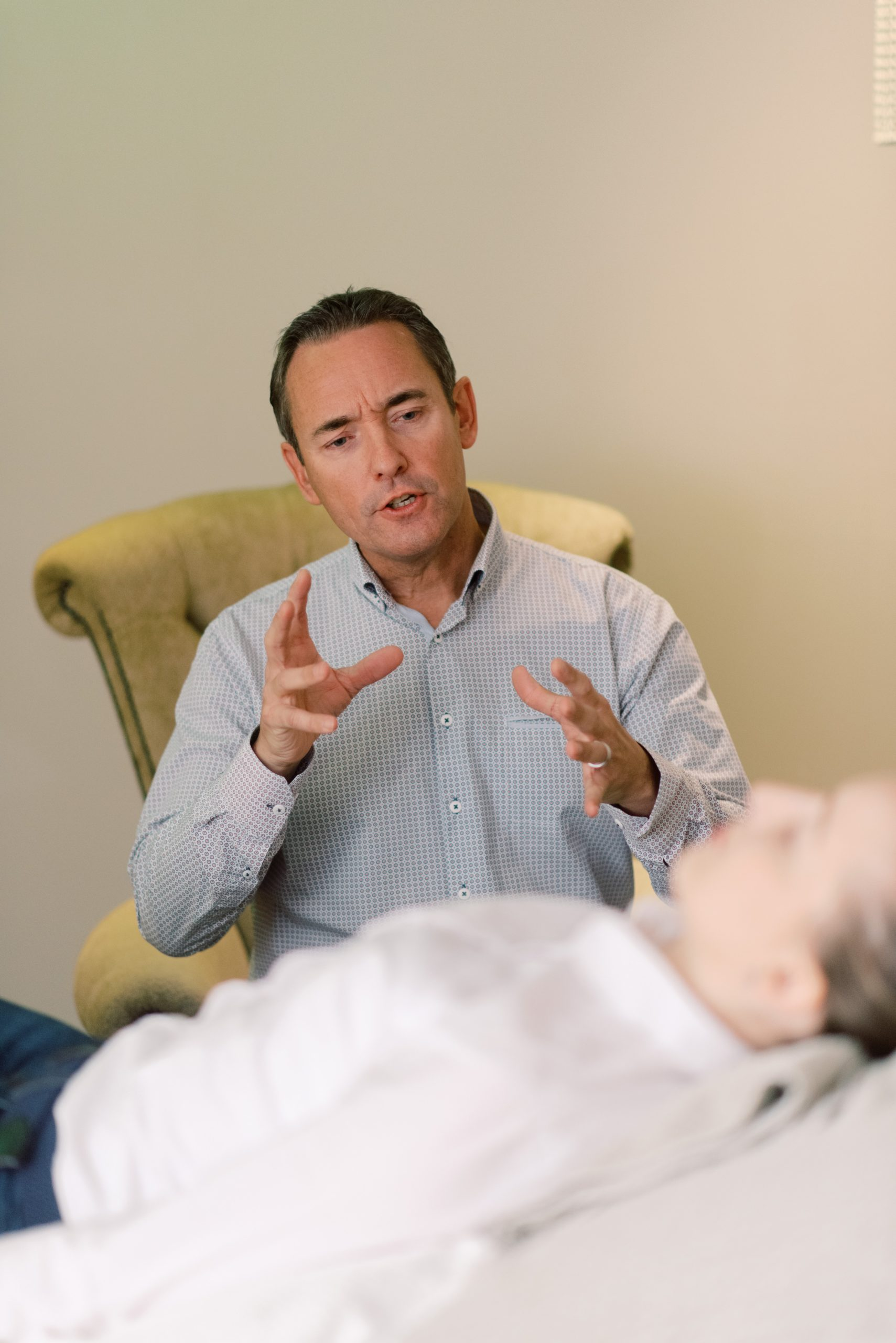 consultation hypnose